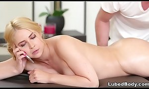 Wife tired of her annoying husband - Sarah Vandella and Lucas Frost