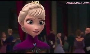 More At WWW.3DBADGIRLS.CLUB - Petite 3D Princess Compilation