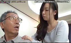 Perverted father-in-law lusts for his son's wife