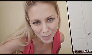 Huge cumshot compilation milf hd Cherie Deville in Impregnated By My