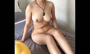 Asian Chinese girl naked