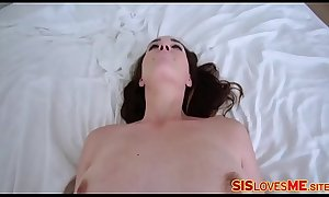 Amazing Step-Sister Fauxcest Taboo Roleplaying With StepBrother