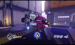 Dva Booty Twerk - Overwatch [BOOTYWATCH #3]