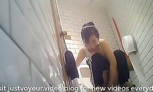 Asian Public Toilet Cam - Part 10