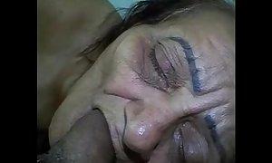 Grown up pan-pipe granny felonious brazil - www.maturetube.com.br