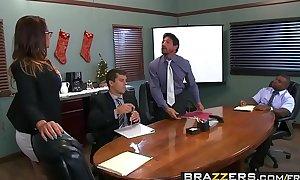 Brazzers - (tory lane, ramon rico, stout tommy gunn) - im your christmas bonus