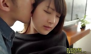 Asian babe enjoying sex debut. hd full at: htt...