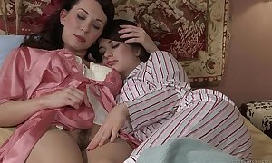 Mommy and daughter fingerfuck - ashlyn rae, ray...