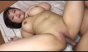 Happy House - Mayu Kawai'_s Tits Bounce As She'_s Fucked Hard and Creampied