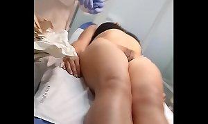 Ginecologo exami